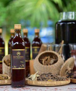 Rượu gia truyền Bà Tư Châu
