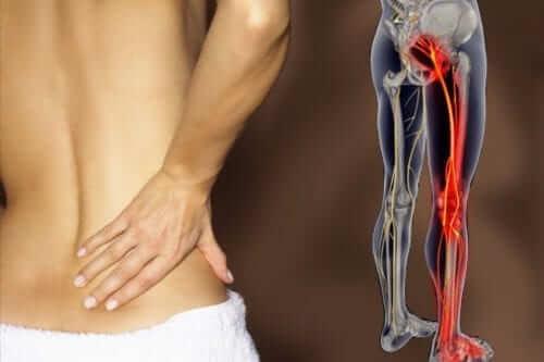 đau lưng dưới bên phải