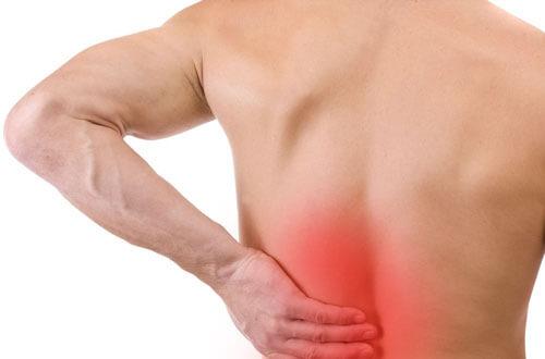 đau thắt lưng dưới bên trái