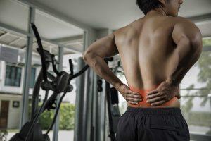 thoát vị đĩa đệm gây đau lưng dưới